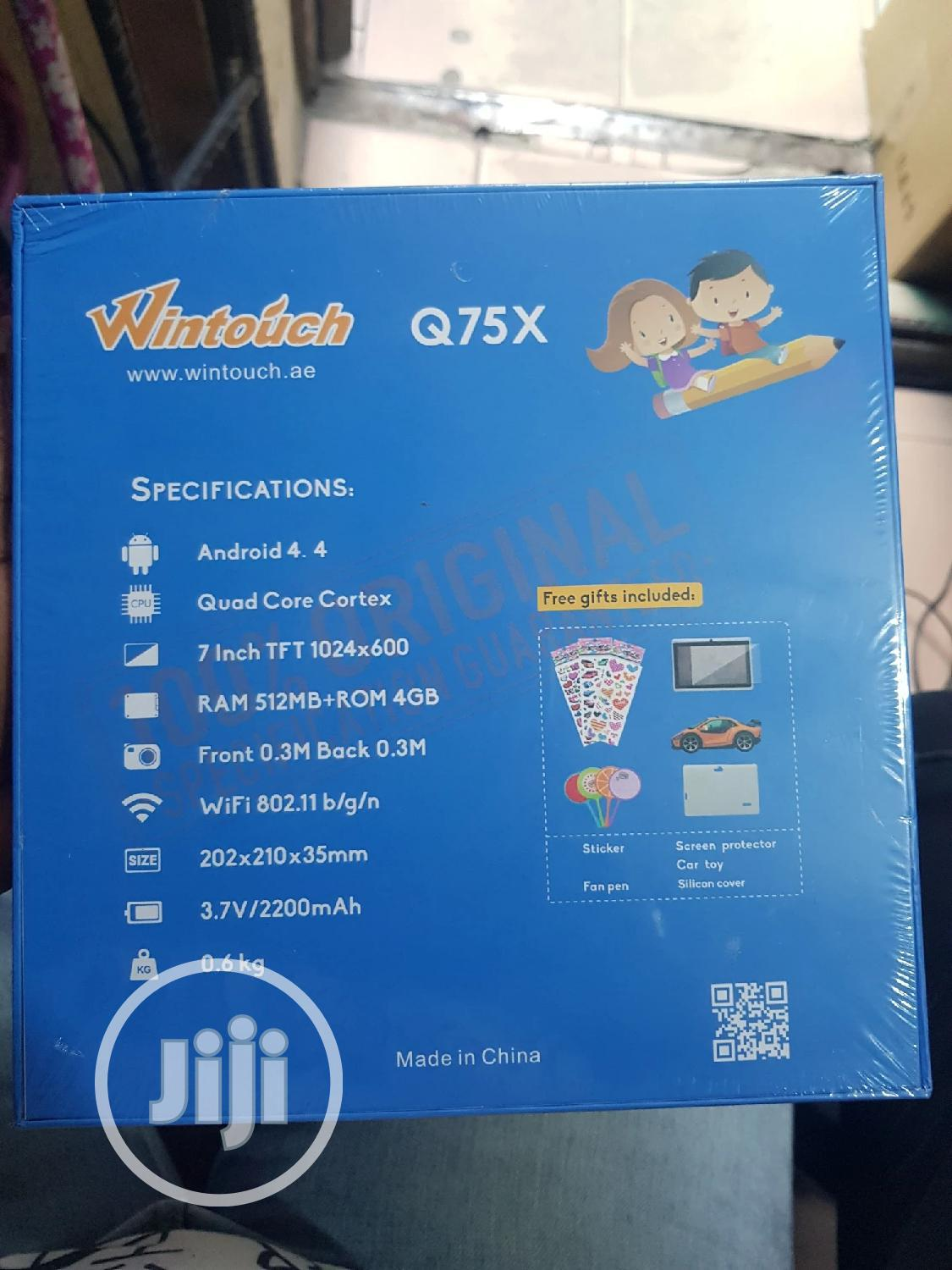 New Wintouch Q93S 4 GB | Tablets for sale in Magodo, Lagos State, Nigeria