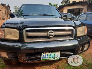Nissan Pathfinder 2002 SE AWD SUV (3.5L 6cyl 4A) Black | Cars for sale in Anambra State, Onitsha