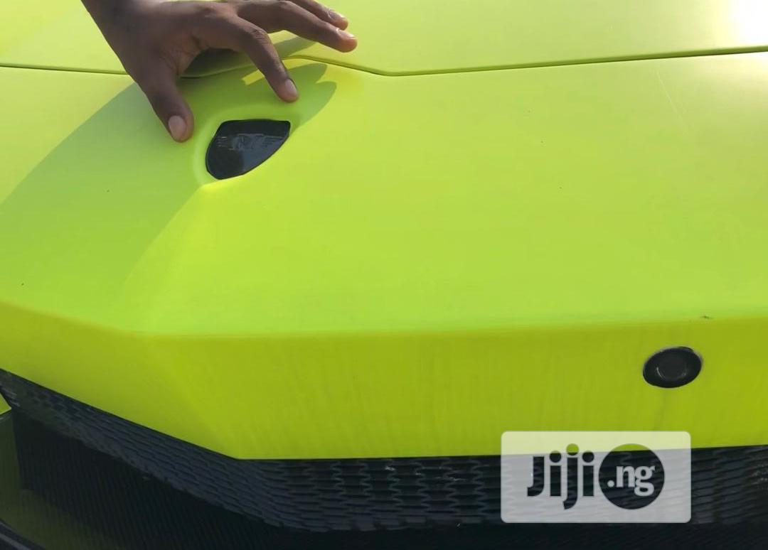 Lamborghini Aventador 2013 Green   Cars for sale in Lekki, Lagos State, Nigeria
