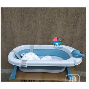 Large Foldable Bathe and Cushion | Baby & Child Care for sale in Lagos State, Ikeja