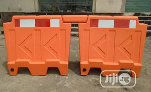 Stack-Able Water Filled Barrier (Orange) ES-S04-2 | Safetywear & Equipment for sale in Lagos State, Surulere