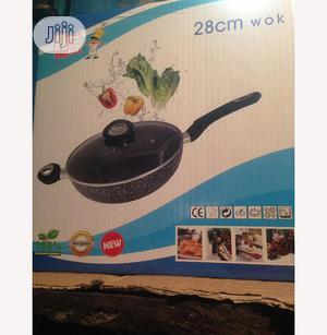Granite Style Wok Frypan   Kitchen Appliances for sale in Abuja (FCT) State, Gwarinpa