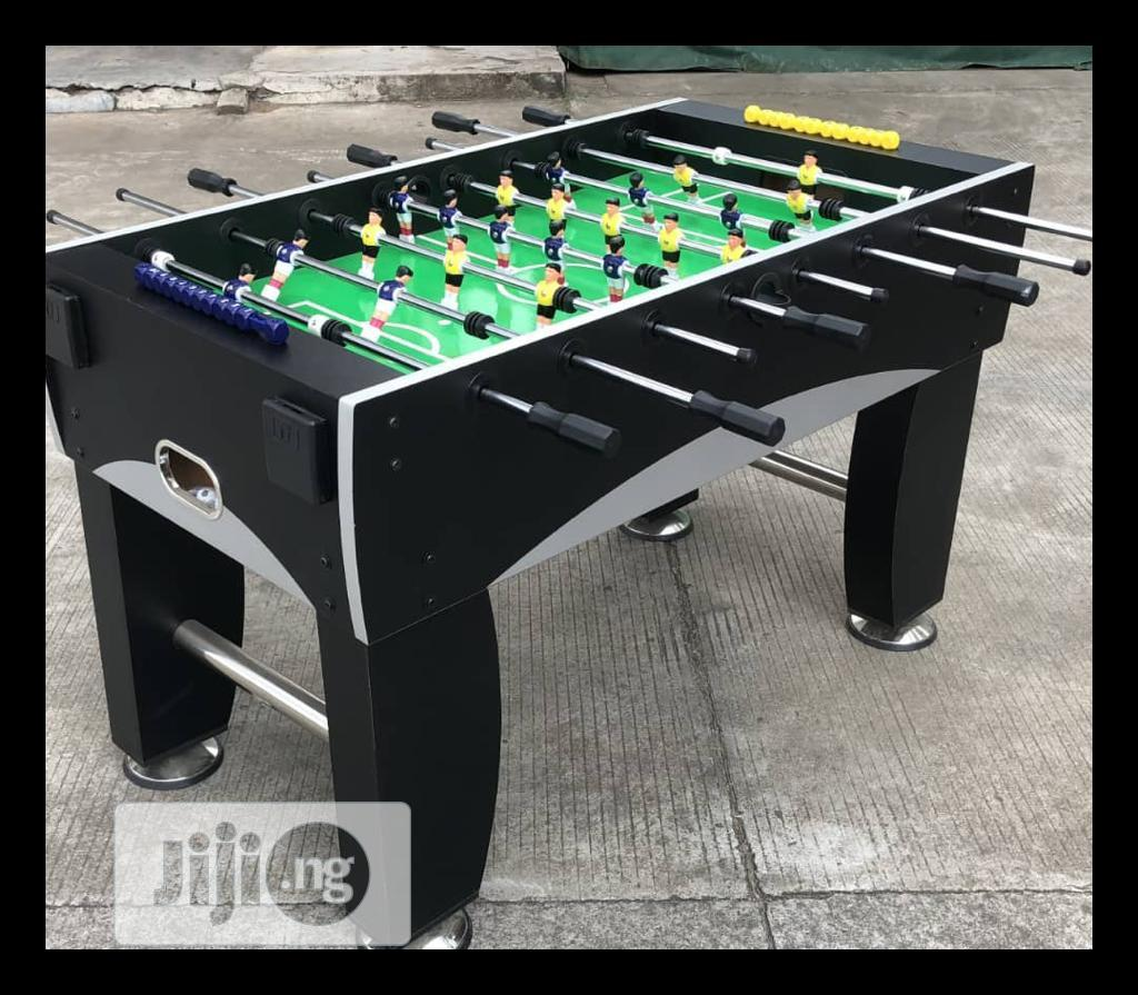 Archive: Quality New Soccer Table