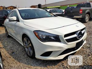 Mercedes-Benz CLA-Class 2016 Base CLA 250 FWD White   Cars for sale in Lagos State, Ogba