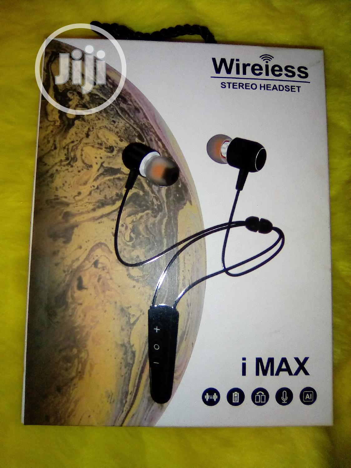 Archive: Imax Wireless Stereo Headset