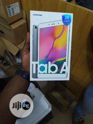 New Samsung Galaxy Tab a 10.1 (2019) 32 GB Silver | Tablets for sale in Lagos State, Alimosho