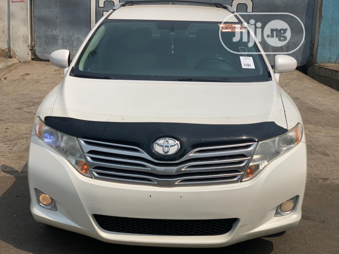 Toyota Venza 2010 V6 AWD Black | Cars for sale in Ikeja, Lagos State, Nigeria