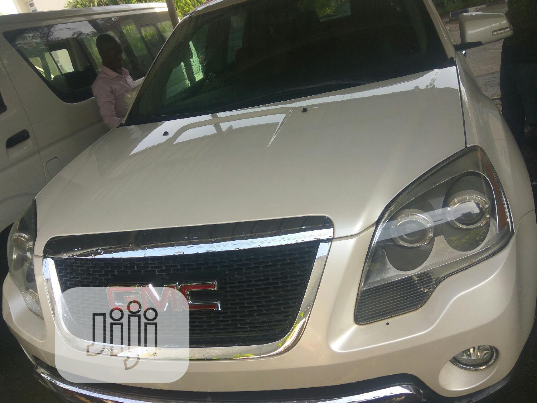 GMC Acadia 2008 White | Cars for sale in Garki 1, Abuja (FCT) State, Nigeria
