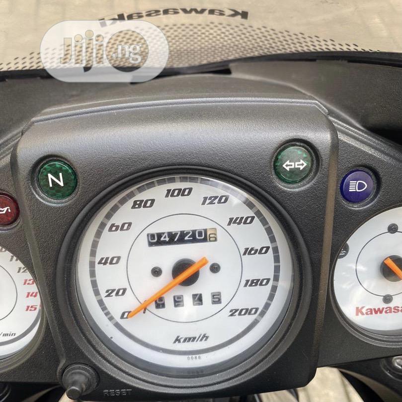 Archive: Kawasaki Bike 2011 Black