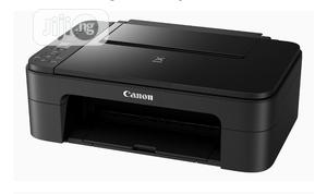 Canon PIXMA TS3140 3-In-1 Multifunction Wi-Fi Inkjet Printer | Printers & Scanners for sale in Lagos State, Ikeja