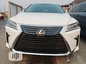 Lexus RX 2018 350L Luxury AWD White | Cars for sale in Lagos State, Amuwo-Odofin