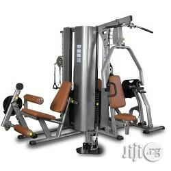 New Heavy Duty Commercial 4 Multi Station Gym