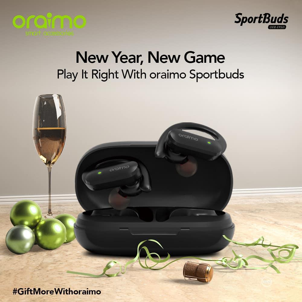 Sport Buds E95D Sounds for Sport