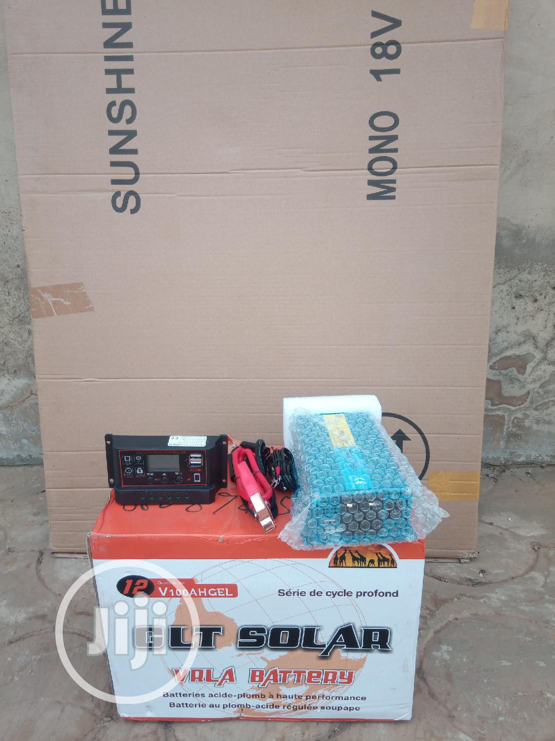 600W Pure Sine Wave Solar Energy System Available | Solar Energy for sale in Ido, Oyo State, Nigeria
