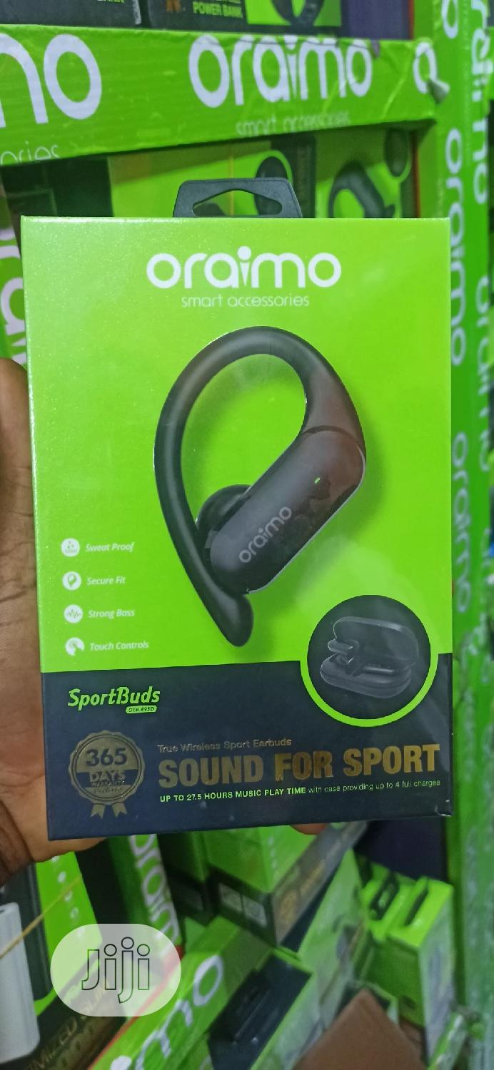 Sport Buds E95D Sounds for Sport   Headphones for sale in Alimosho, Lagos State, Nigeria