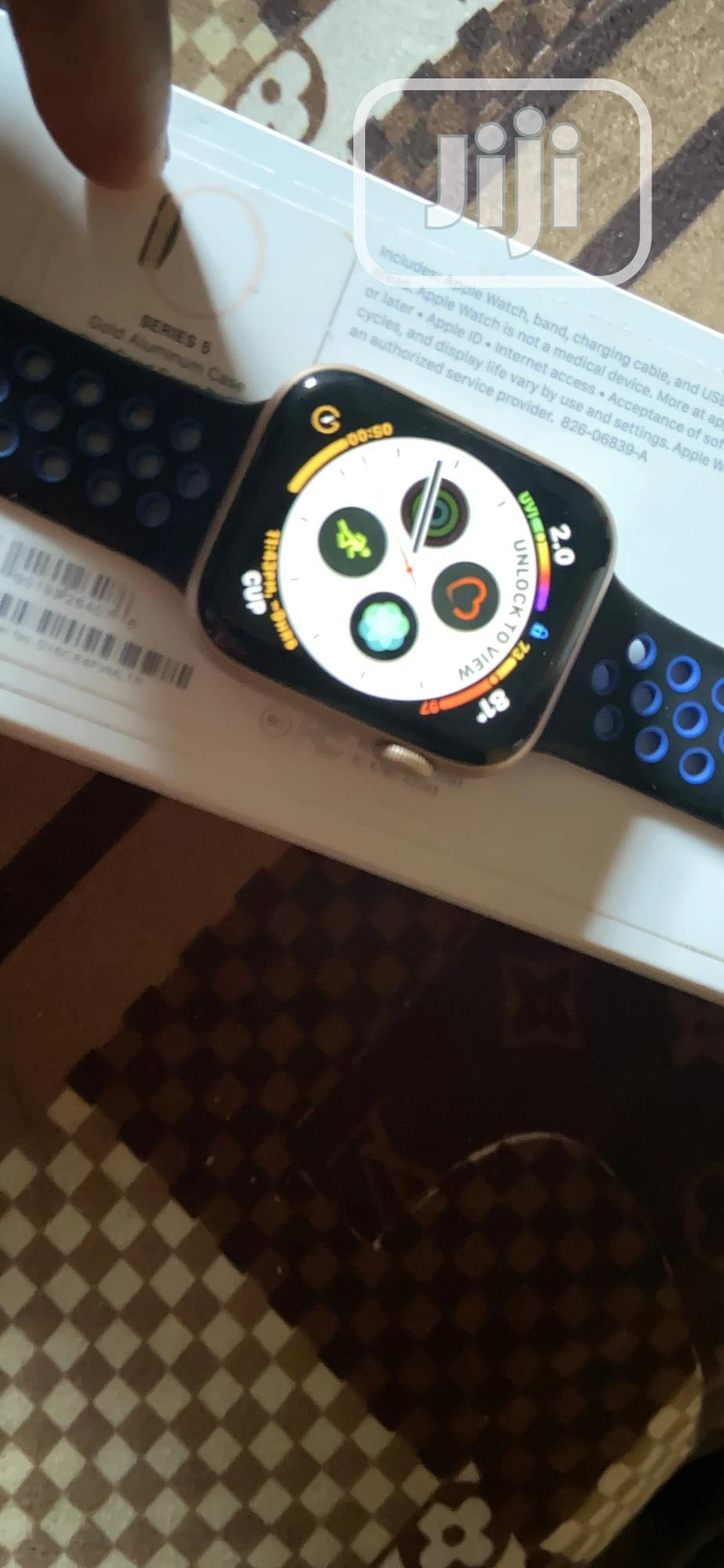 Apple Watch Series 5 44mm | Smart Watches & Trackers for sale in Egor, Edo State, Nigeria