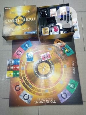 Chart Show Das Grosse Musik Quiz Game   Books & Games for sale in Lagos State, Surulere