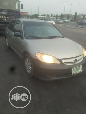 Honda Civic 2005 1.6i ES Gold   Cars for sale in Lagos State, Kosofe