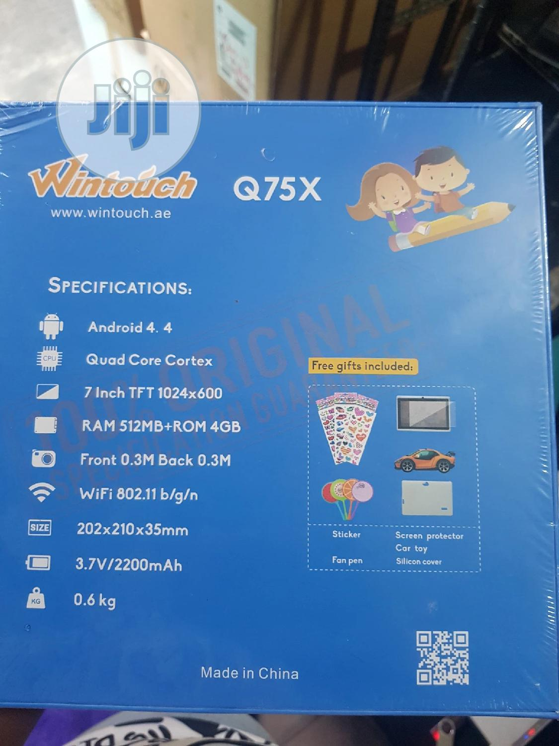 New Wintouch Q93S 4 GB | Tablets for sale in Victoria Island, Lagos State, Nigeria