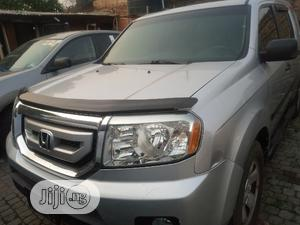 Honda Pilot 2010 Silver | Cars for sale in Lagos State, Ogba