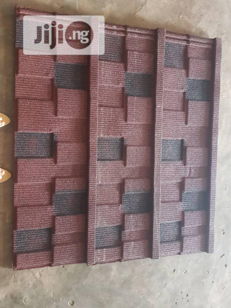 Quality Stone Coated Roofing Tiles