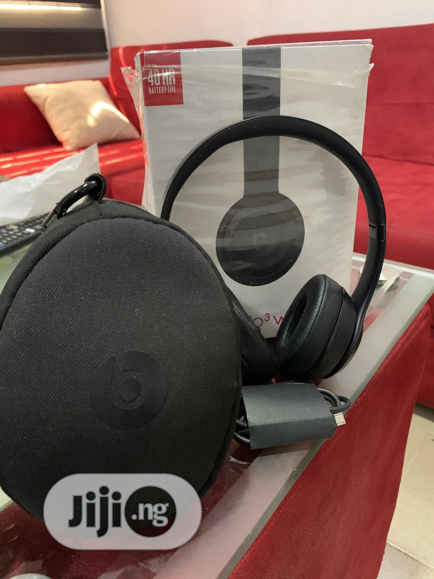 Archive: Beats by Dre Solo 3 Wireless