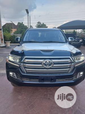 New Toyota Land Cruiser 2020 5.7 V8 VXR Black | Cars for sale in Bayelsa State, Brass
