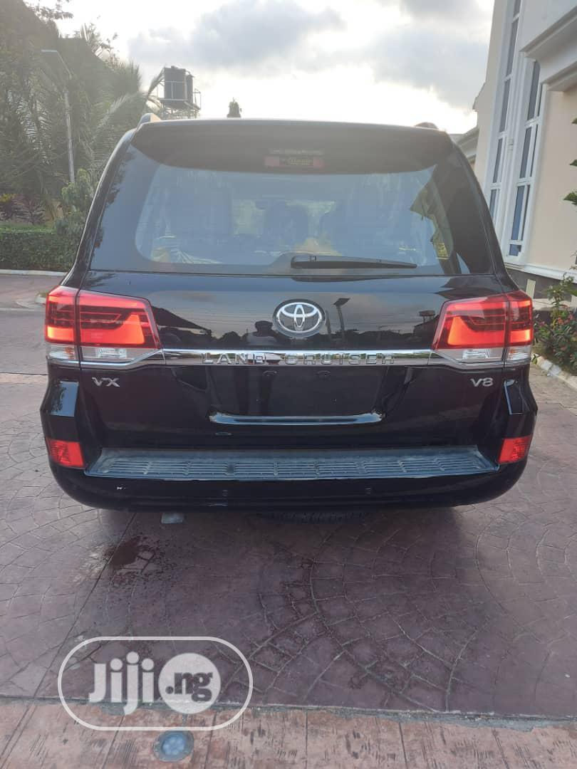 New Toyota Land Cruiser 2020 5.7 V8 VXR Black | Cars for sale in Brass, Bayelsa State, Nigeria