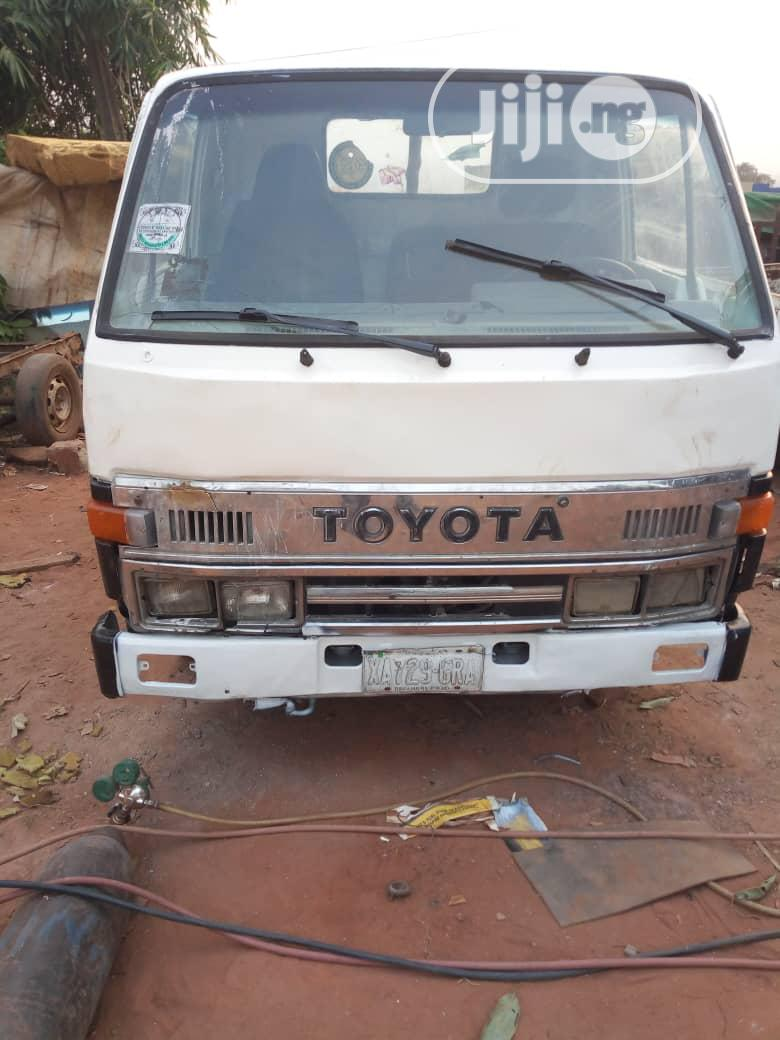 Neat Toyota Dyna 150 1999 White For Sale