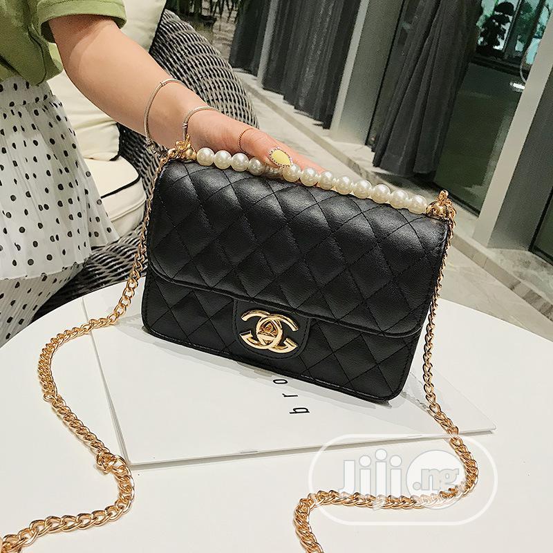 Ladies Fashion Leather Handbag | Bags for sale in Lekki, Lagos State, Nigeria
