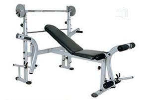 Semi-Commercial Weight Bench   Sports Equipment for sale in Lagos State, Surulere