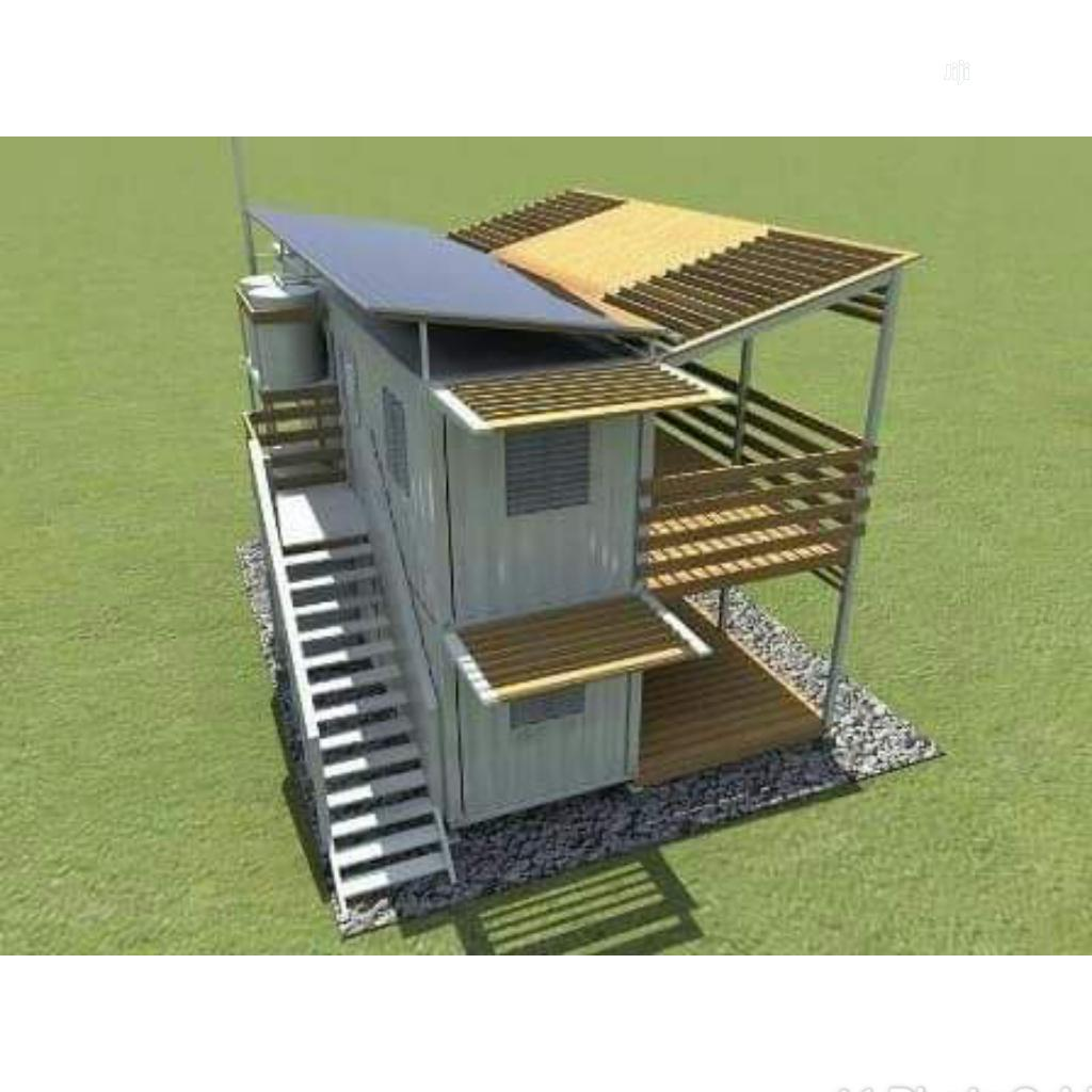 Construction of Portal Cabin Homes and Offices