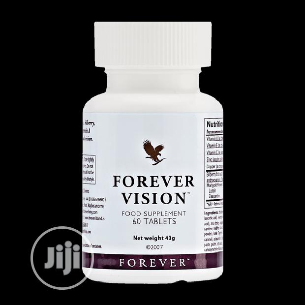 Forever Living Vision Has Bilberry, Lutein and Antioxidants