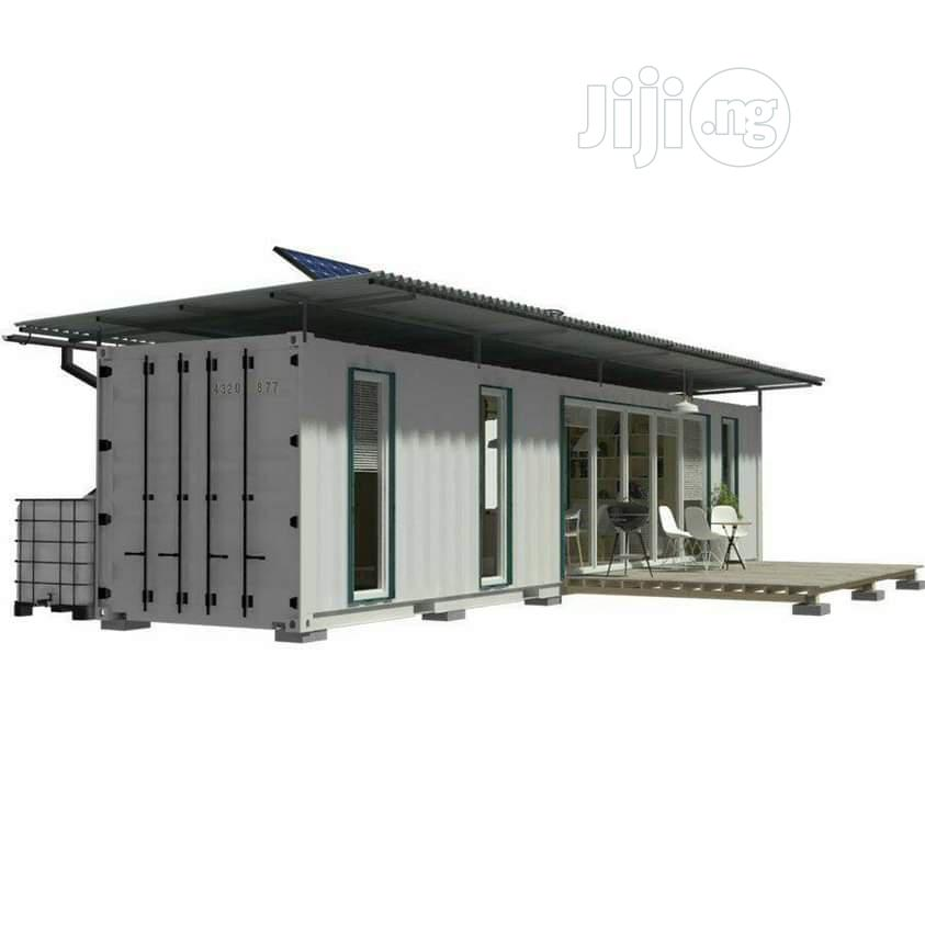Construction Container Built Offices