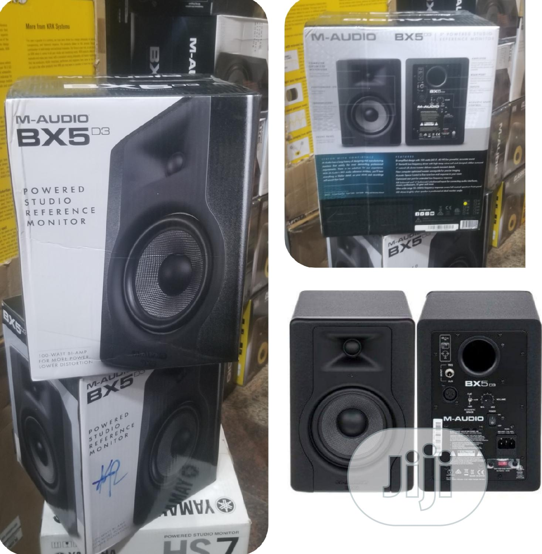 M-Audio BX5 Studio Monitor Speaker