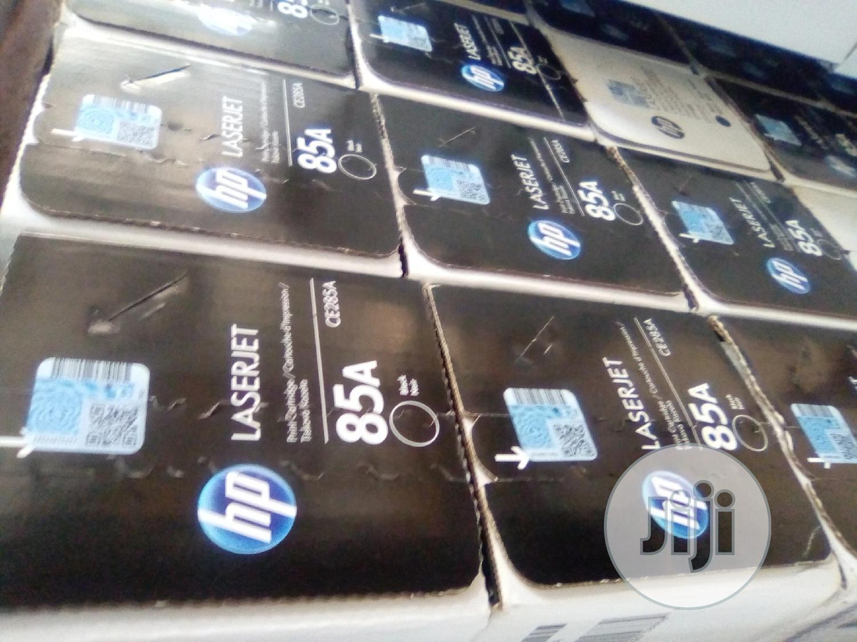 HP 85A Laserjet Toner