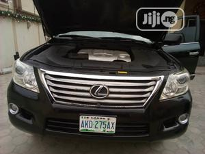 Lexus LX 2008 570 Black   Cars for sale in Lagos State, Ibeju