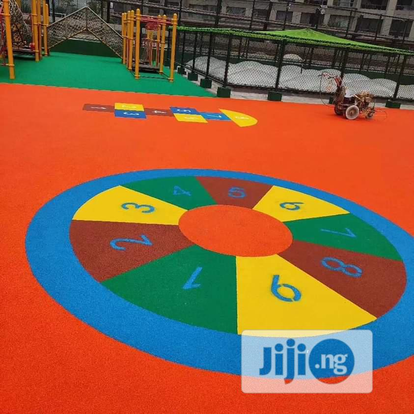 Construction Maintenance of Playground And