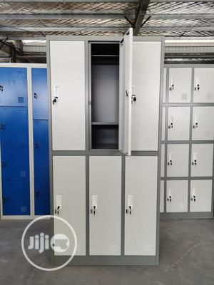6doors Metal Wardrobe Locker   Furniture for sale in Lagos State, Lagos Island (Eko)