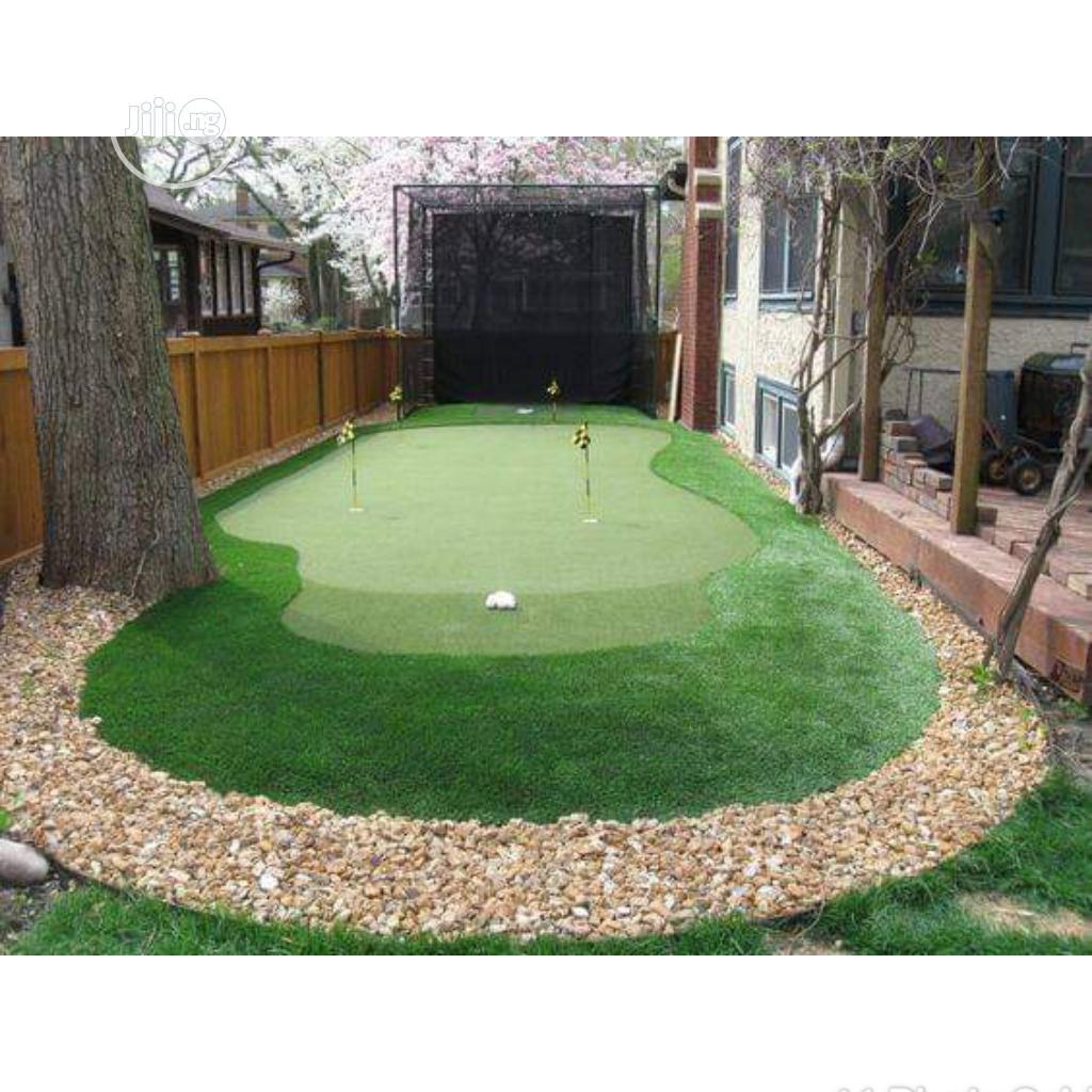 Construction Of Putt Putt Golf