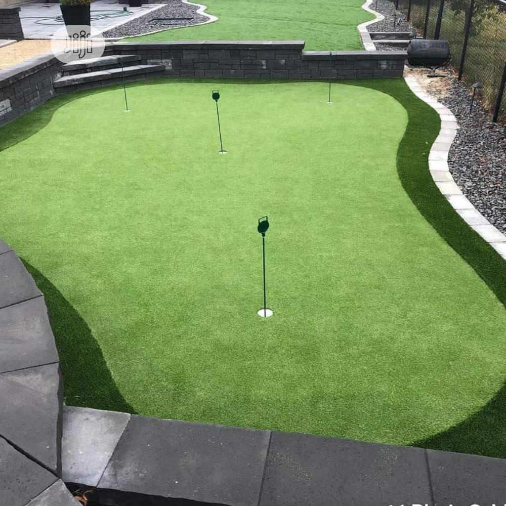 Construction of Golf Courses