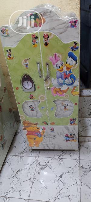 Baby Wooden Wardrobe | Children's Furniture for sale in Lagos State, Apapa