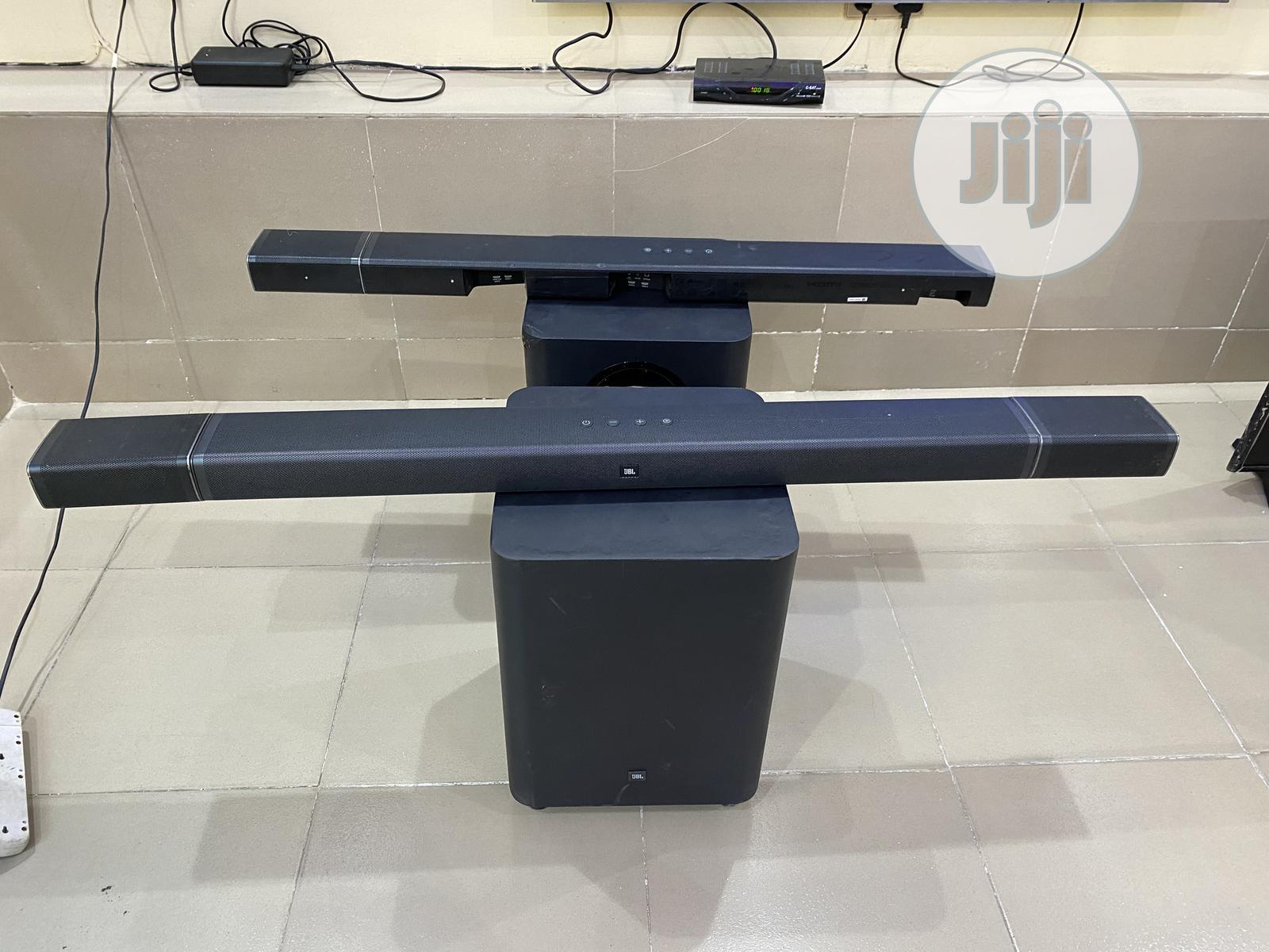 JBL Bar 5.1 - Channel 4K Ultra HD Soundbar With True Wirele | Audio & Music Equipment for sale in Lekki, Lagos State, Nigeria