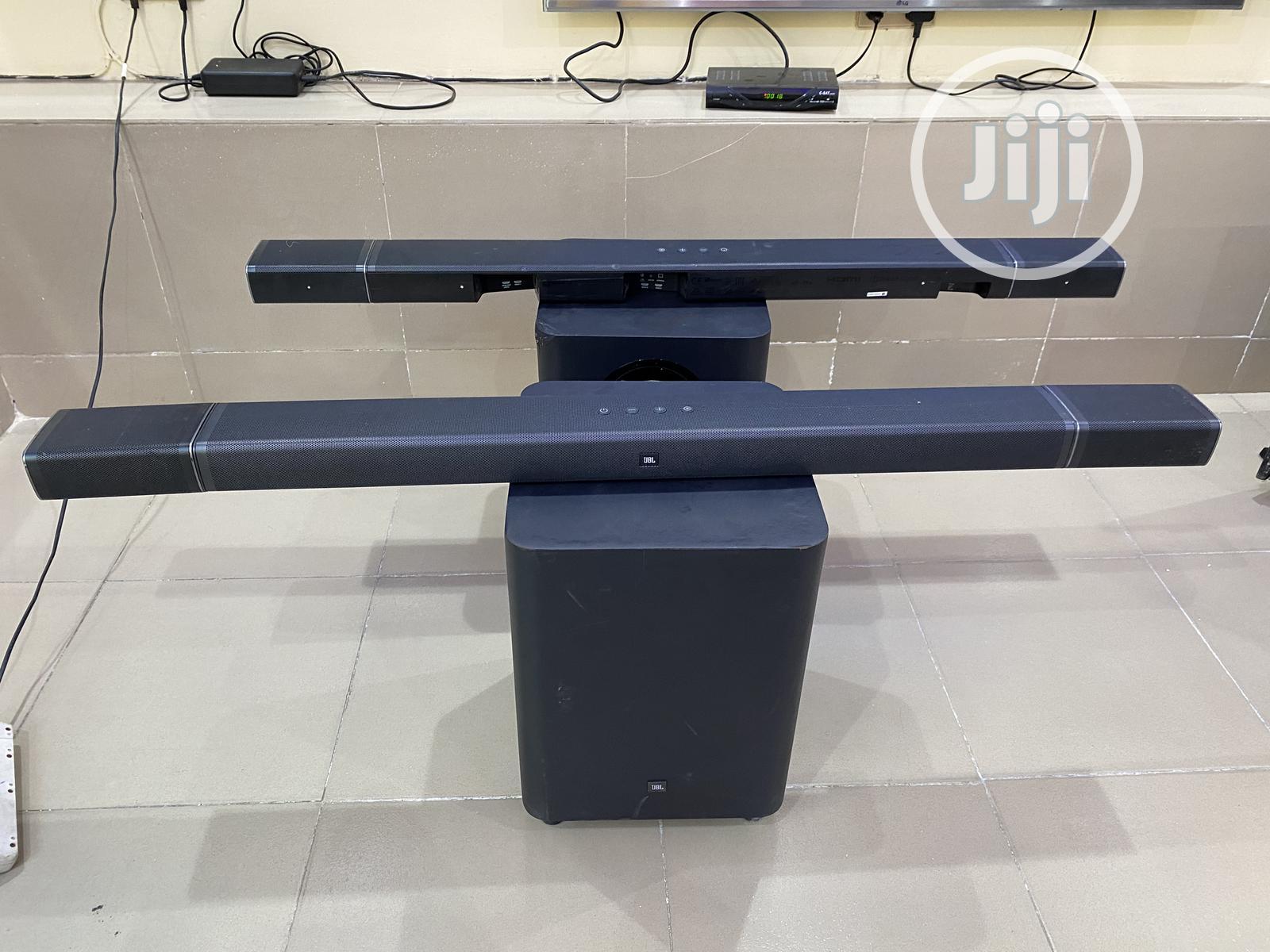 JBL Bar 5.1 - Channel 4K Ultra HD Soundbar With True Wirele