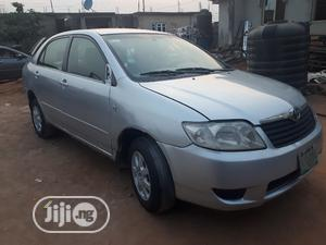 Toyota Corolla 2006 1.4 VVT-i Silver | Cars for sale in Lagos State, Alimosho