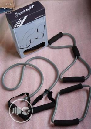 Resistance Band Set (Europe Product)   Sports Equipment for sale in Lagos State, Surulere