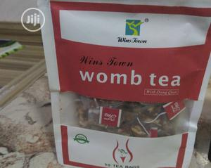 Wins Town Womb Tea | Vitamins & Supplements for sale in Lagos State, Ikeja