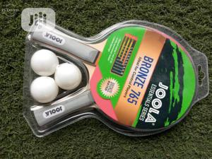 Joola Tennis Bats With Free Balls   Sports Equipment for sale in Lagos State, Surulere