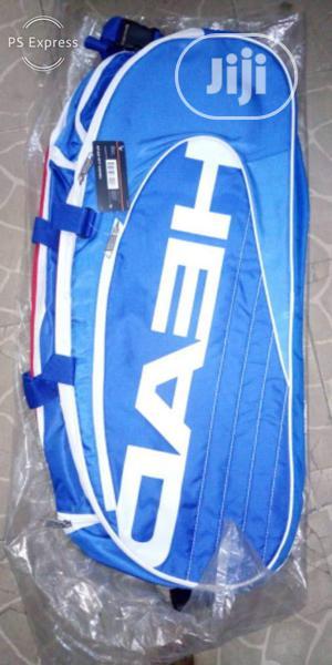 Addias ,3 Zipper Tennis Bags (Unisex)   Sports Equipment for sale in Lagos State, Surulere