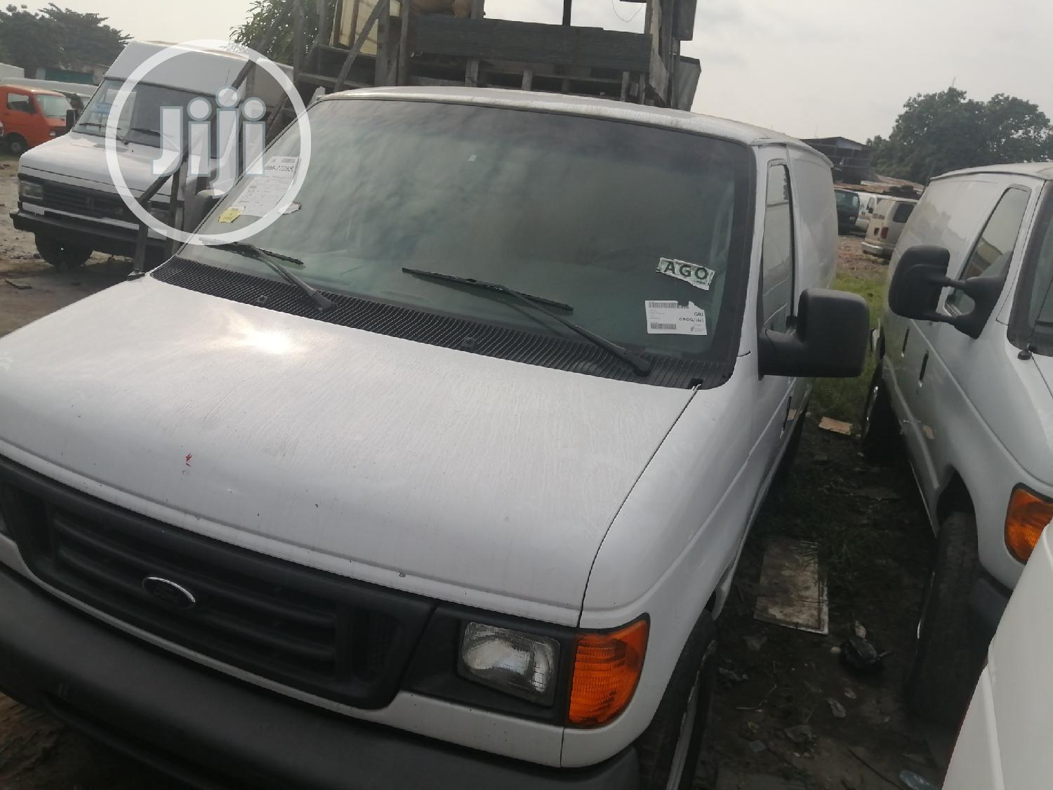 Ford E350 Long   Buses & Microbuses for sale in Apapa, Lagos State, Nigeria